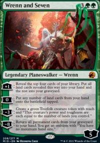 Wrenn and Seven - Innistrad: Midnight Hunt